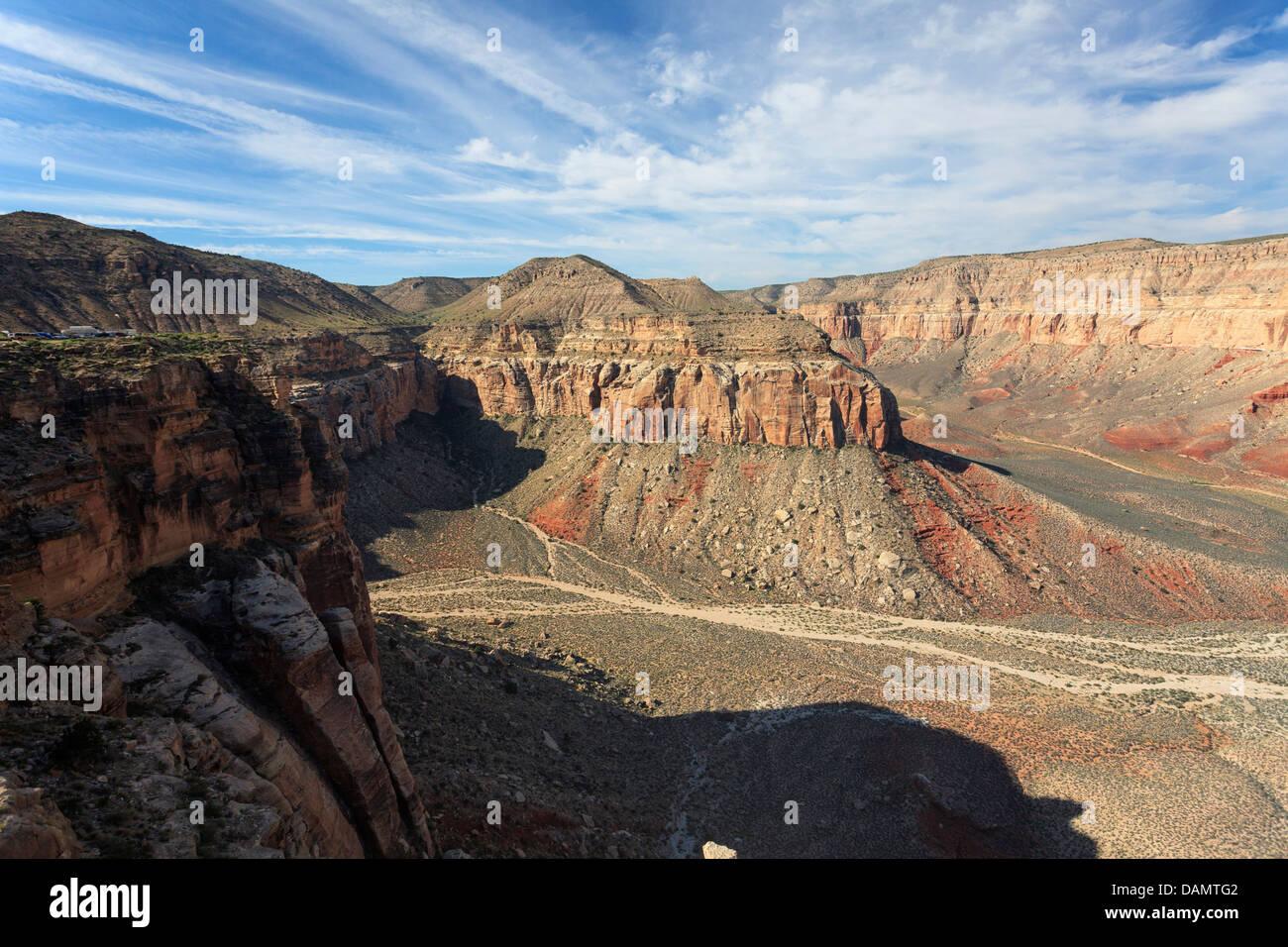 USA, Arizona, Gran Canyon, Havasu Canyon (Hualapai Reservation) - Stock Image
