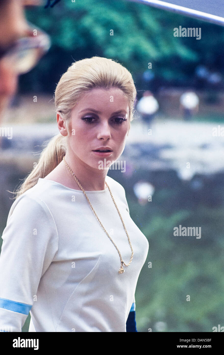 Catherine Deneuve Nude Photos 80