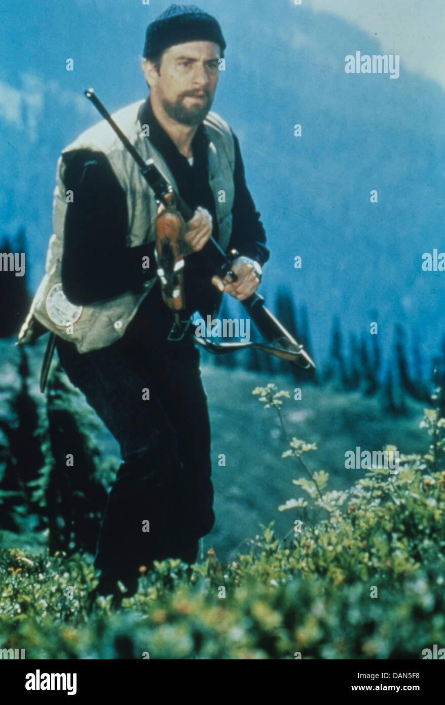 robert de niro,The Deer Hunter 1978 - Stock Image