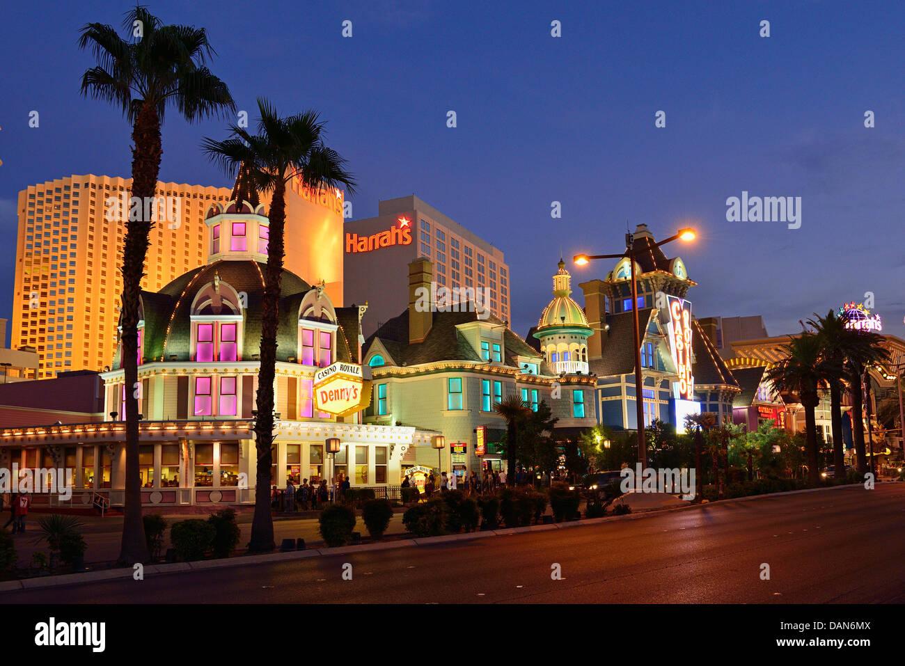 harrahs hotel and casino las vegas
