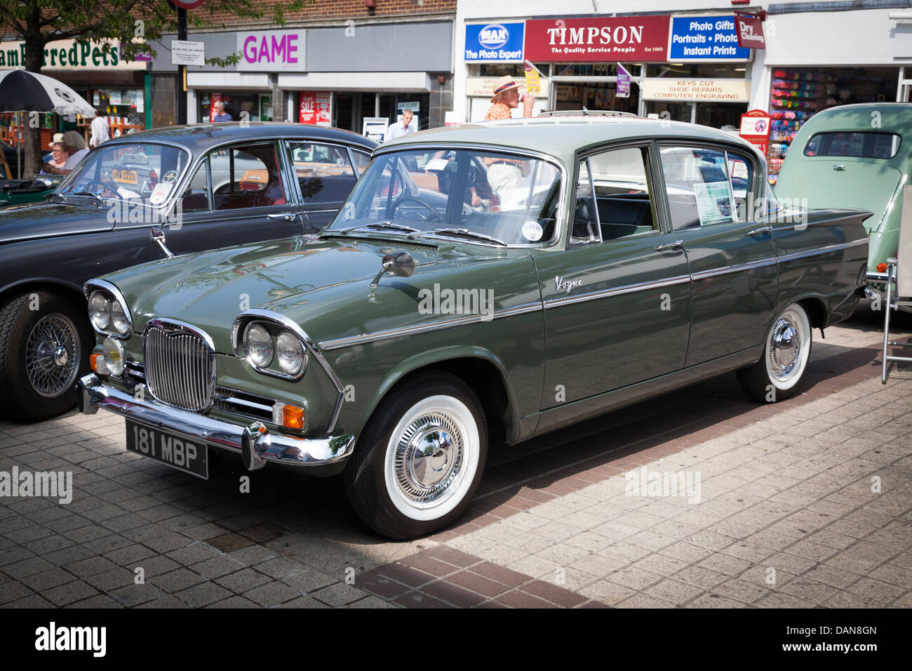 Classic Car Show Stock Photos & Classic Car Show Stock Images - Alamy