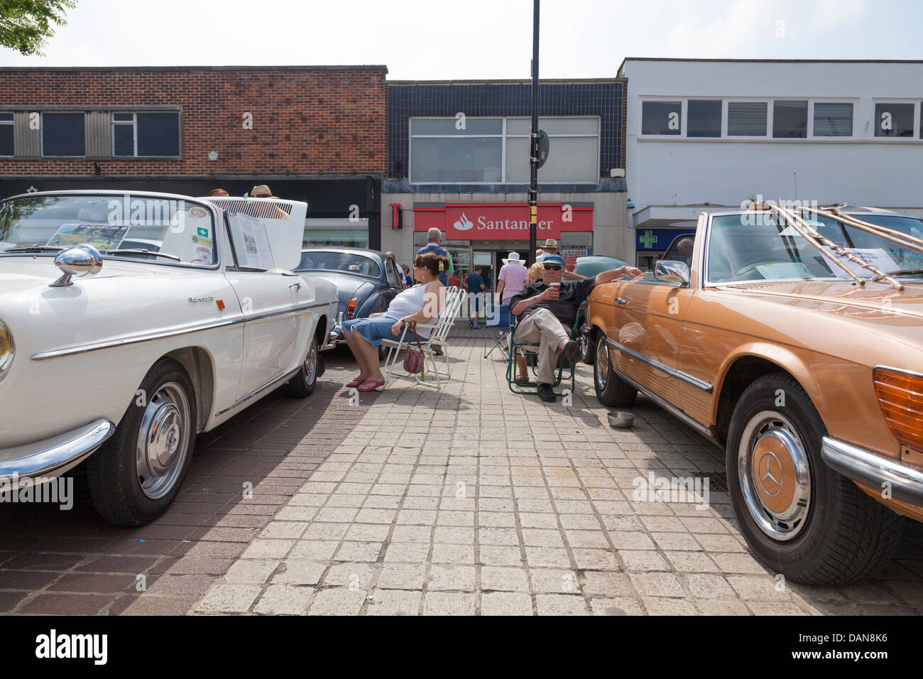 Classic Car Owners Stock Photos & Classic Car Owners Stock Images ...