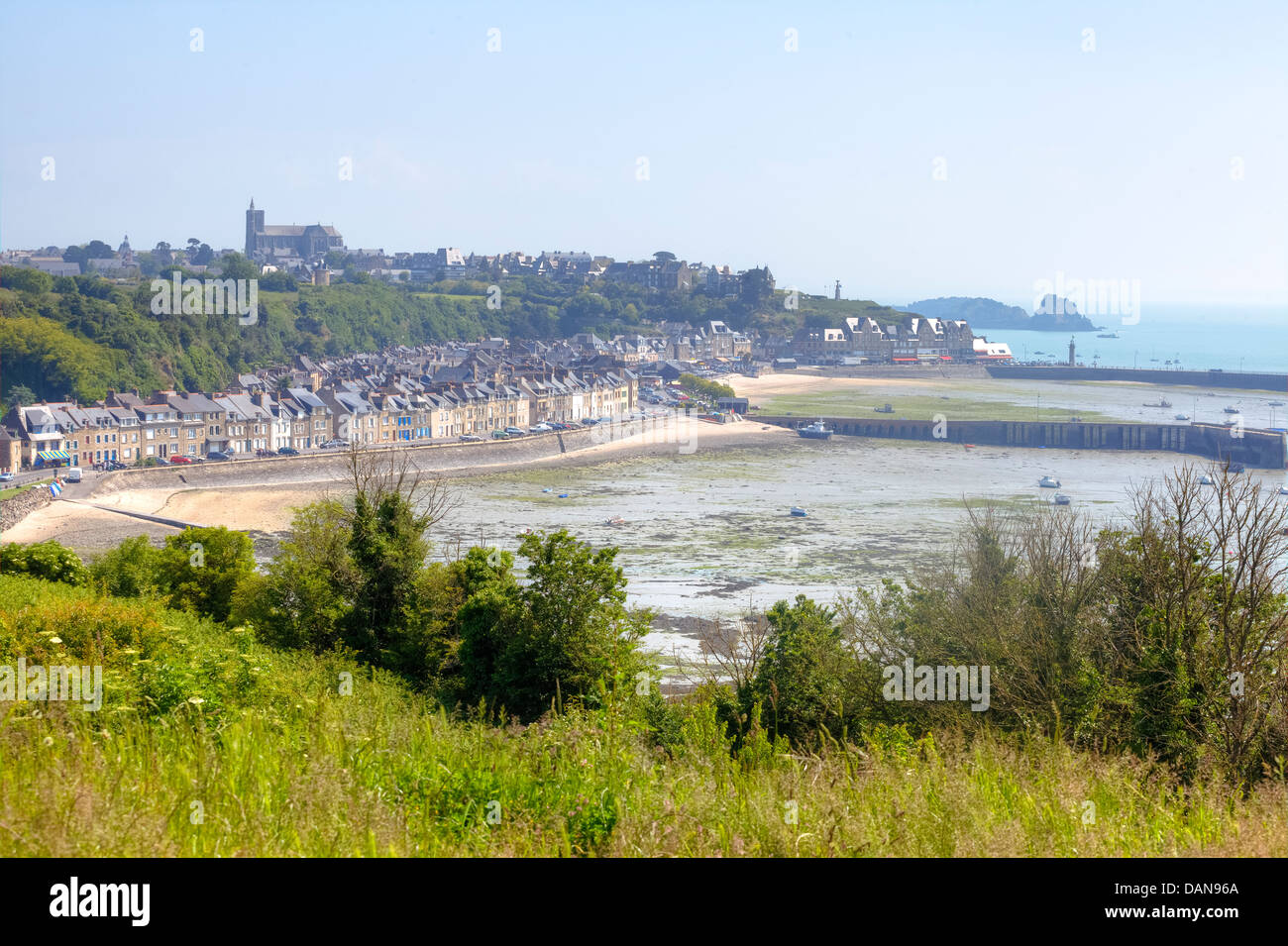 Cancale, Brittany, France - Stock Image