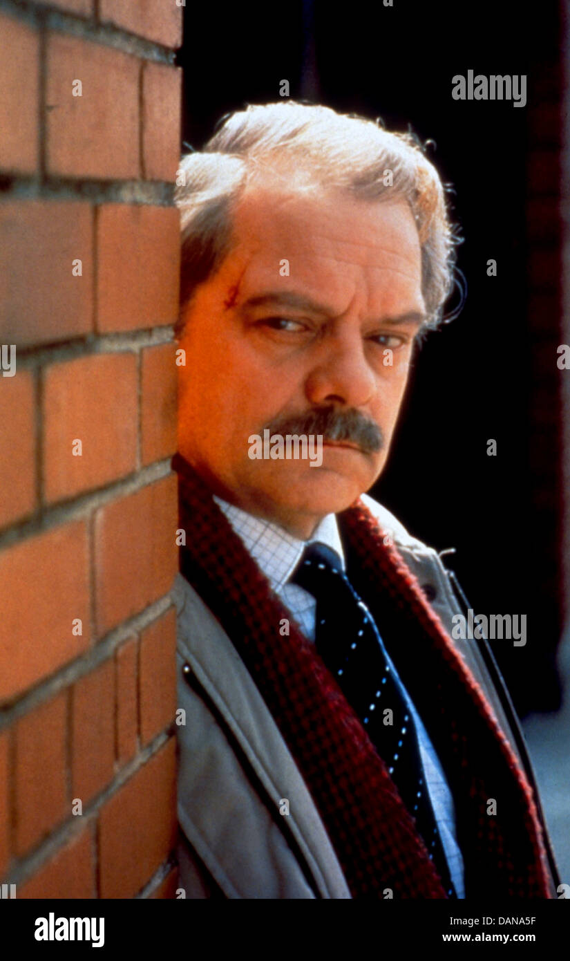 A TOUCH OF FROST (1993) (TV) DAVID JASON, TFRT 002 MOVIESTORE COLLECTION LTD Stock Photo