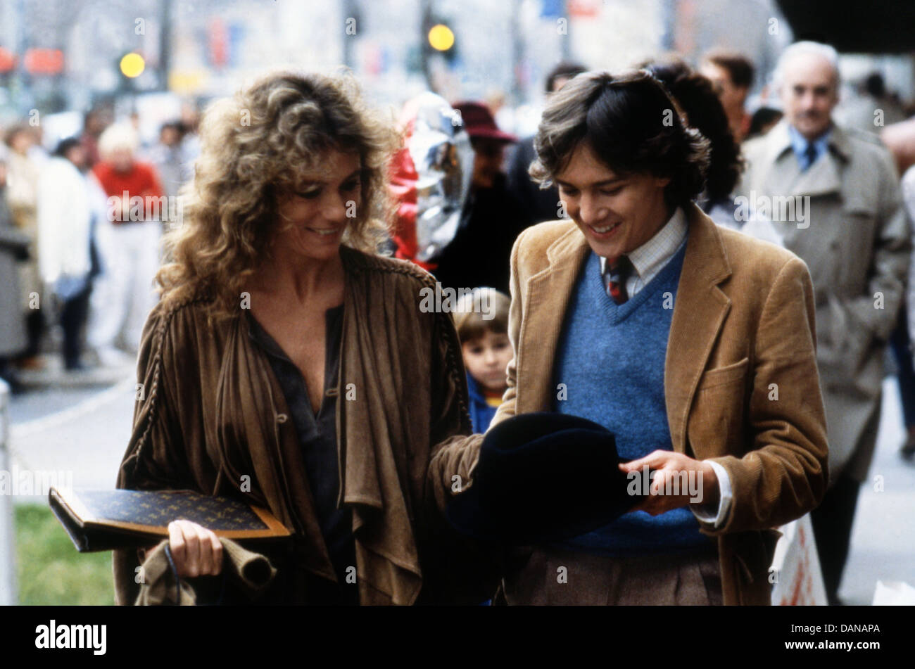 CLASS (1983) JACQUELINE BISSET, ANDREW MCCARTHY, LEWIS JOHN CARLINO (DIR) CLS 007 MOVIESTORE COLLECTION LTD - Stock Image