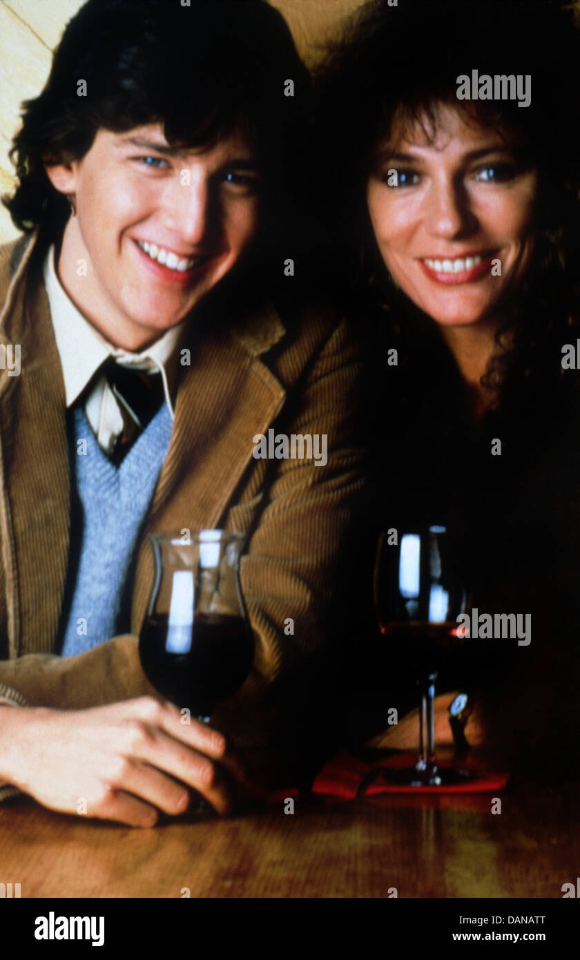 CLASS (1983) ANDREW MCCARTHY, JACQUELINE BISSET, LEWIS JOHN CARLINO (DIR) CLS 010 MOVIESTORE COLLECTION LTD - Stock Image