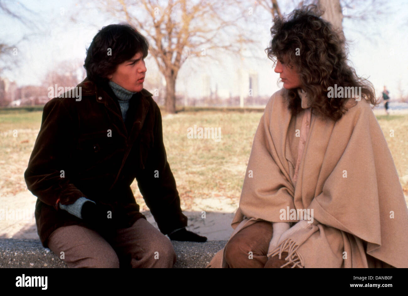 CLASS (1983) ANDREW MCCARTHY, JACQUELINE BISSET, LEWIS JOHN CARLINO (DIR) CLS 006 MOVIESTORE COLLECTION LTD - Stock Image