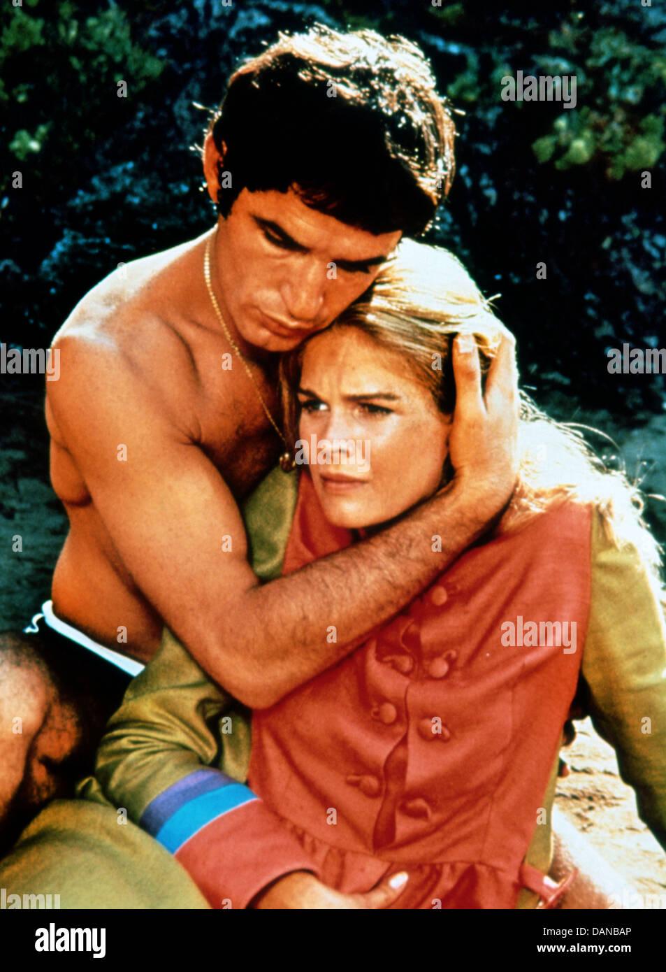 The Adventurers 1969 Bekim Fehmiu Candice Bergen Lewis