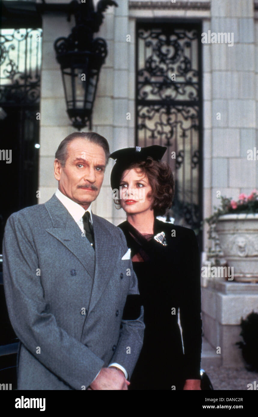 THE BETSY (1978) LAURENCE OLIVIER, KATHARINE ROSS, DANIEL PETRIE (DIR) BTSY 005 MOVIESTORE COLLECTION LTD - Stock Image