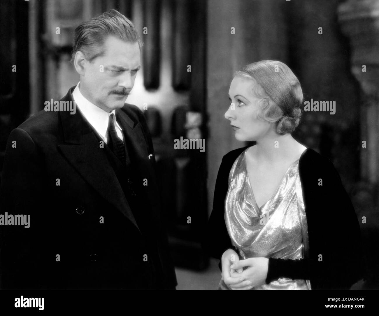 ARSENE LUPIN (1932) LIONEL BARRYMORE; JOHN KAREN MORLEY; JACK CONWAY (DIR); ALPN 002 MOVIESTORE COLLECTION LTD Stock Photo