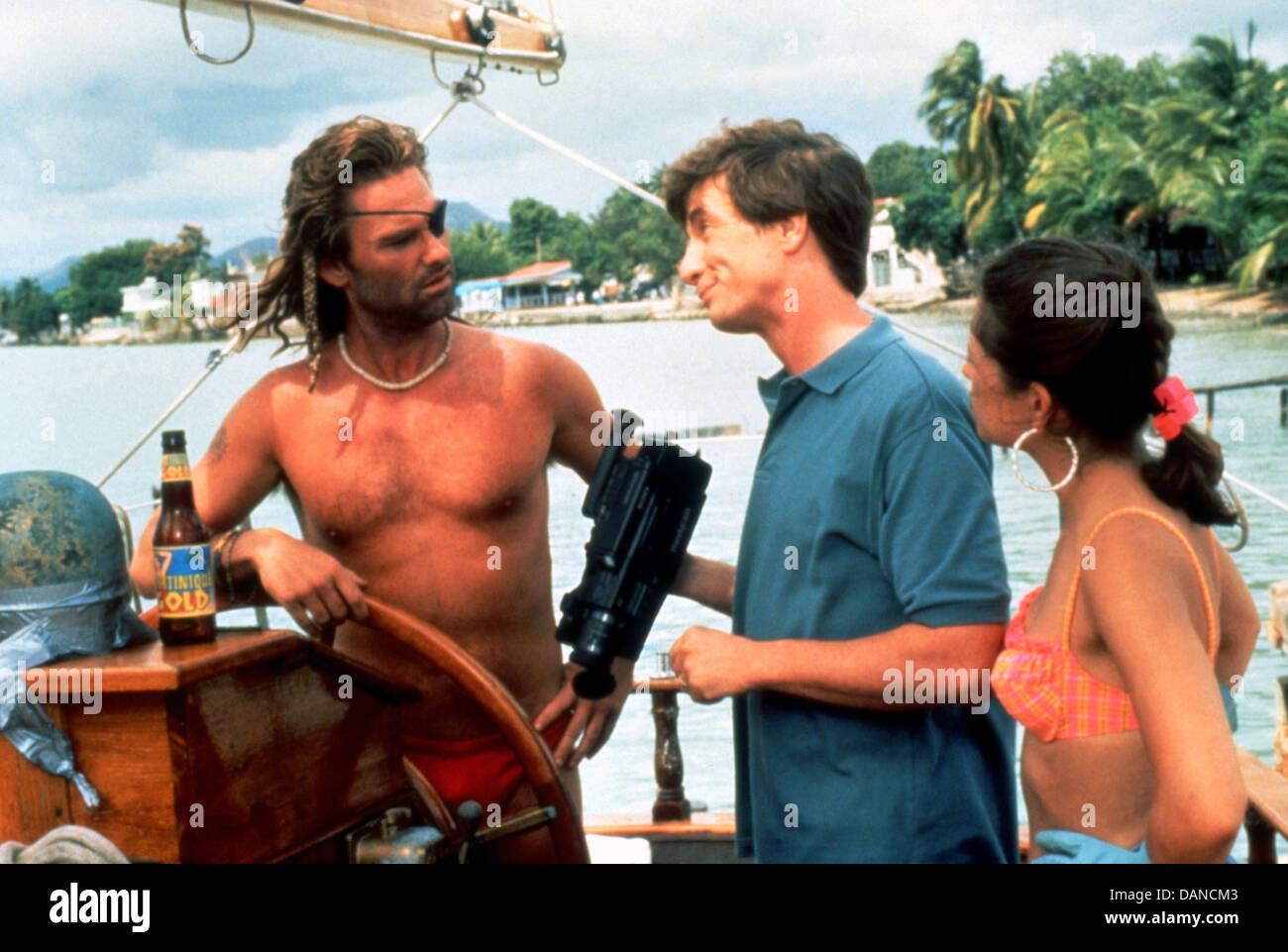 Captain Ron 1992 Kurt Russell Martin Short Meadow Sisto Thom