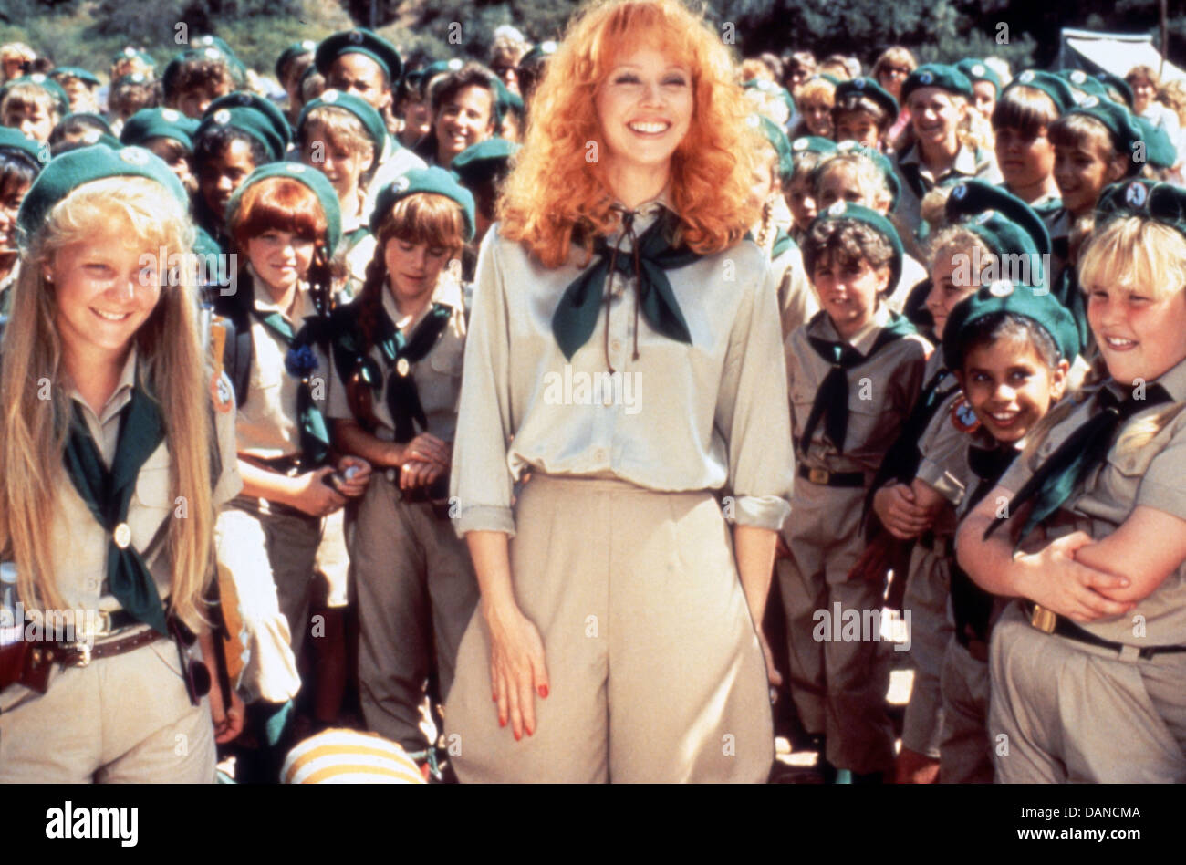 TROOP BEVERLY HILLS (1989) SHELLY LONG, JEFF KANEW (DIR) TBH 001 MOVIESTORE COLLECTION LTD - Stock Image