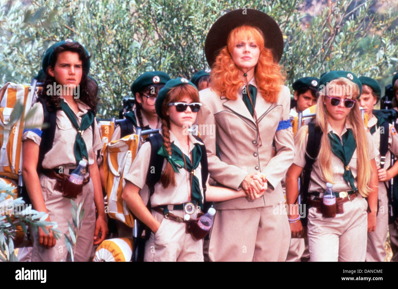 TROOP BEVERLY HILLS (1989) SHELLY LONG, JEFF KANEW (DIR) TBH 004 MOVIESTORE COLLECTION LTD - Stock Image