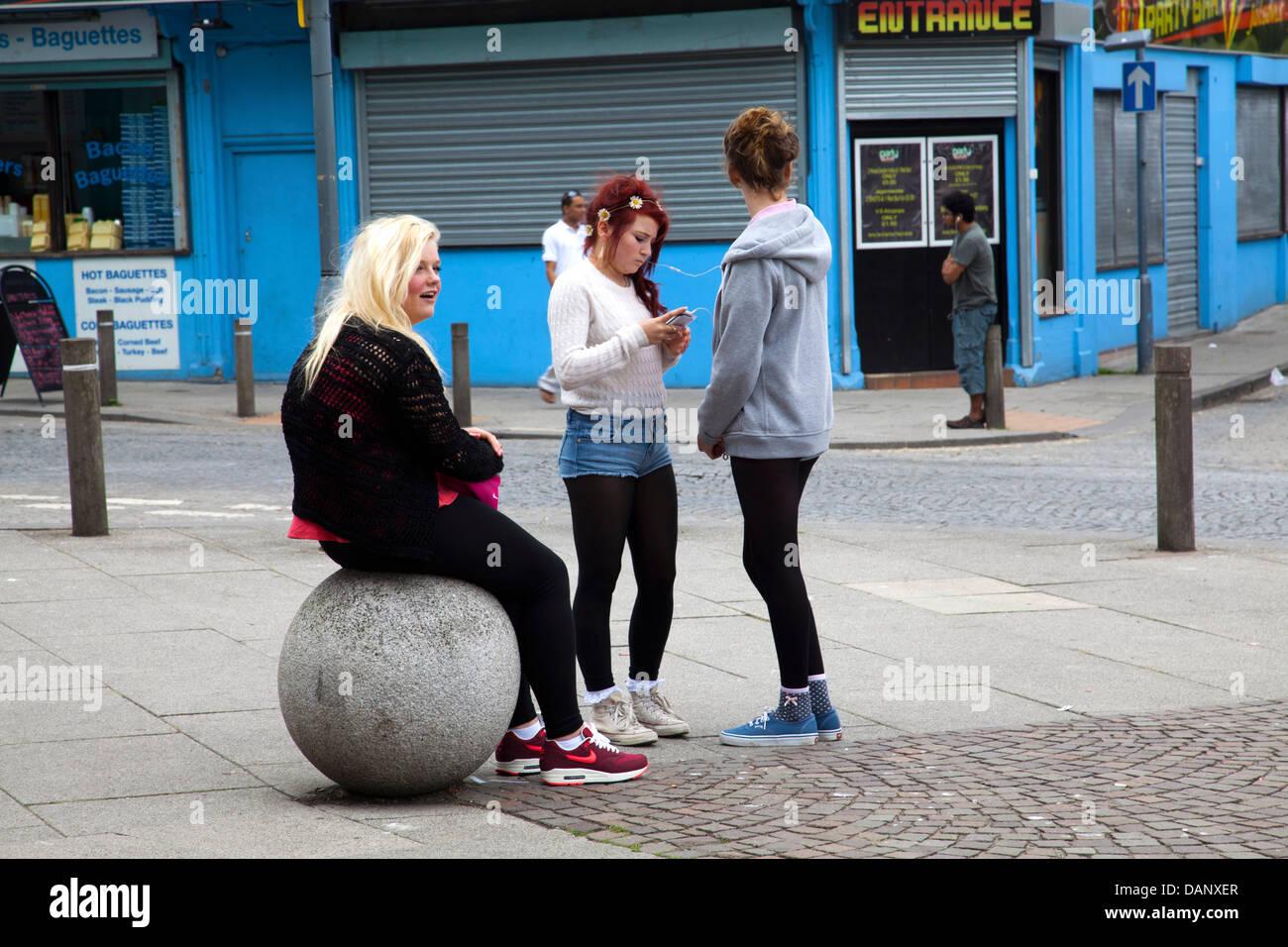 Folkestone girls