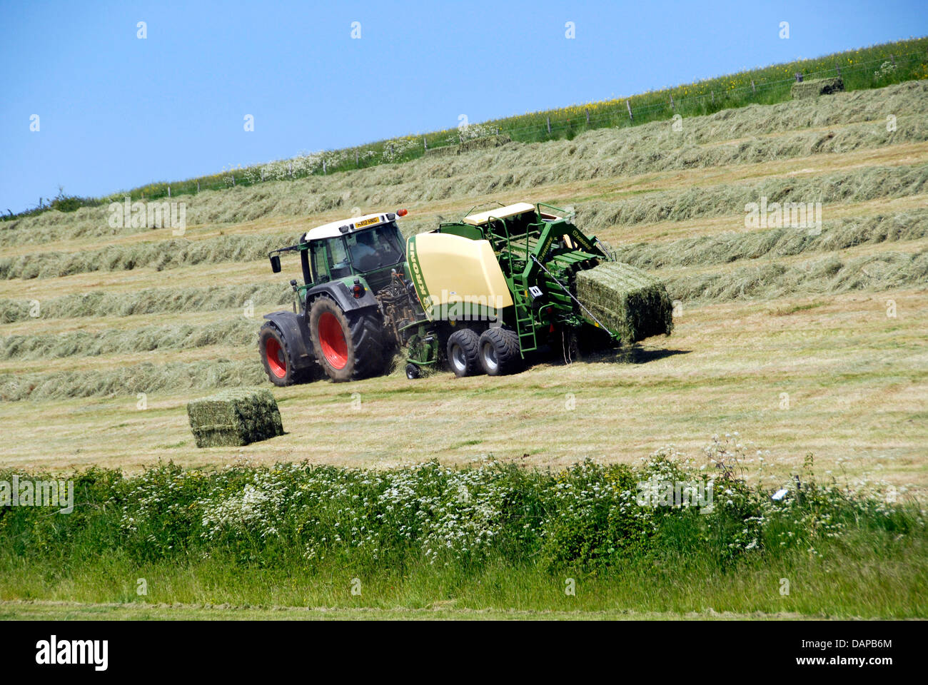Hay Balers Stock Photos & Hay Balers Stock Images - Page 2