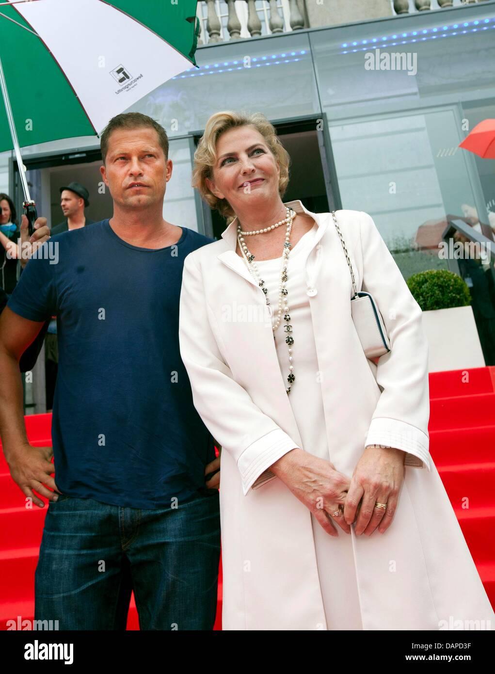 Actor Til Schweiger Stock Photos Actor Til Schweiger Stock