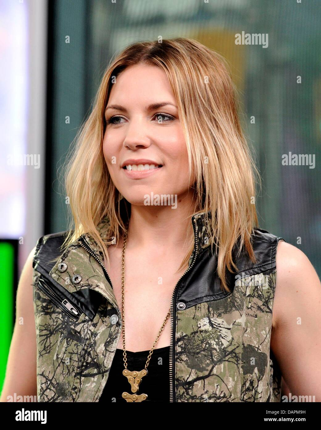 Toronto, ON. 16th July, 2013. Skylar Grey in attendance for Skylar Grey visits NEW.MUSIC.LIVE, Much Music's - Stock Image