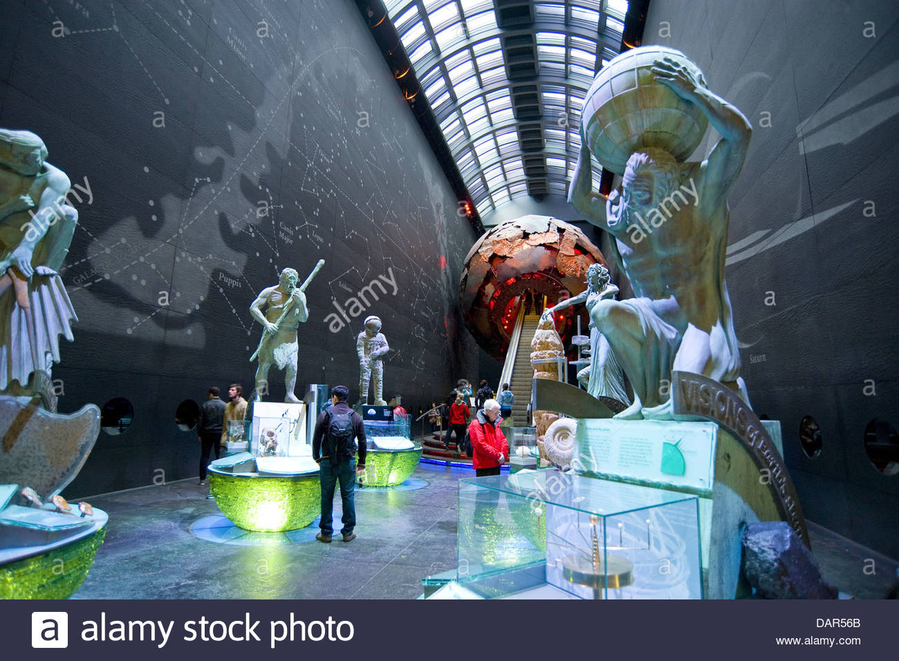 Natural History Museum,london,england - Stock Image