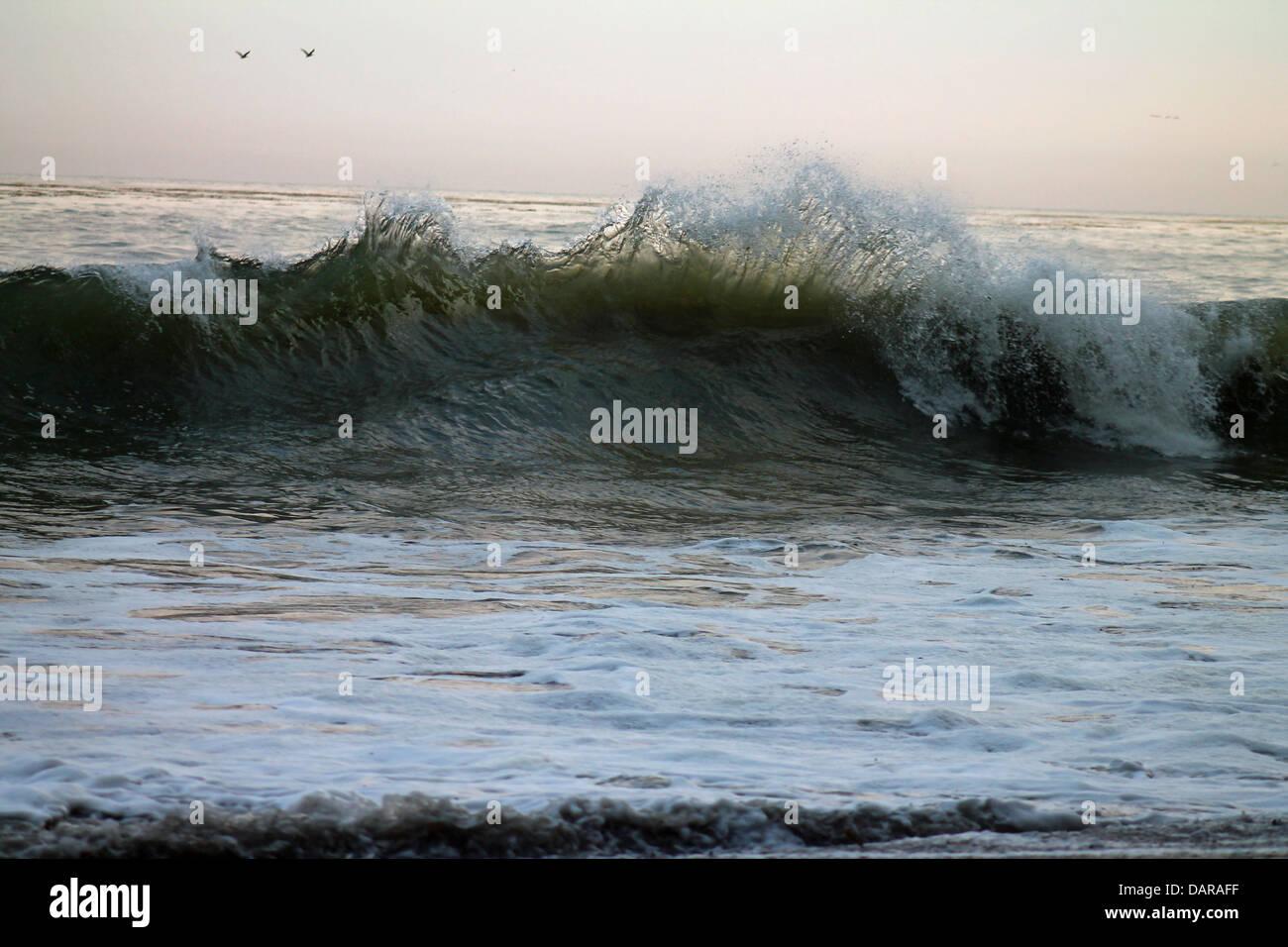 Ocean Surf - Stock Image