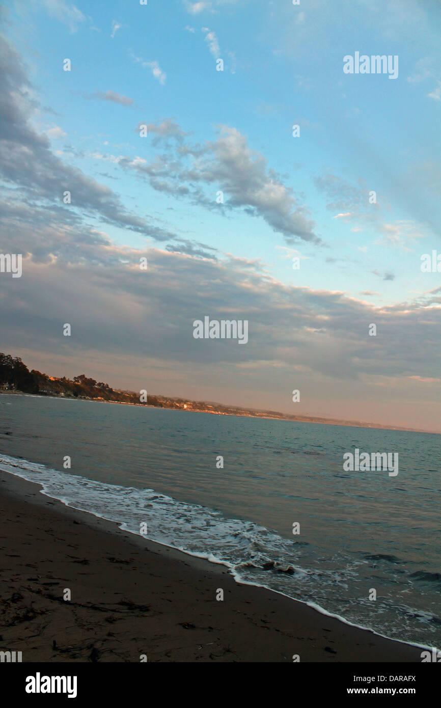 Ocean Front - Stock Image