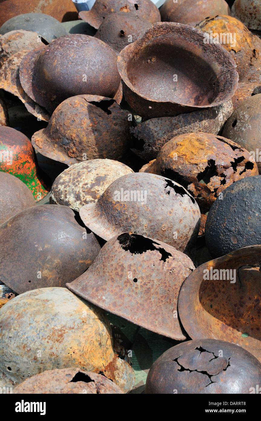German Stahlhelm Stock Photos & German Stahlhelm Stock Images - Alamy