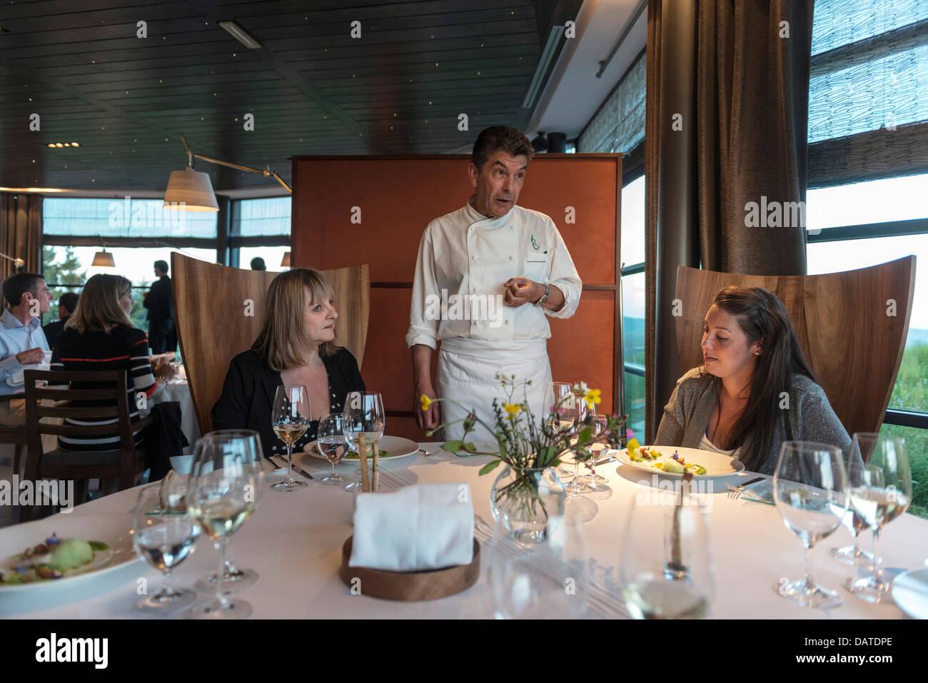 Marcon Restaurant St Bonnet Le Froid