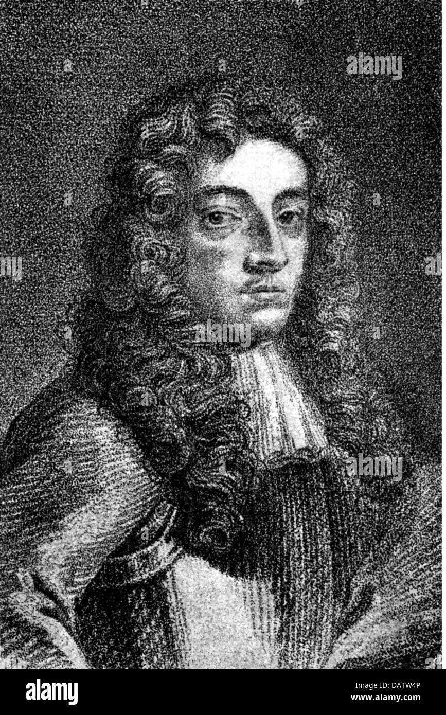 Shaftesbury, Anthony Ashley Cooper, Earl, 22.7.1621 - 21.1.1683, British politician, Lord chancellor 1672/1673, - Stock Image