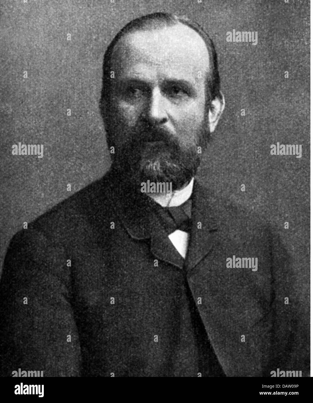 Ferdinand Von RichthofenStock Photos and Images
