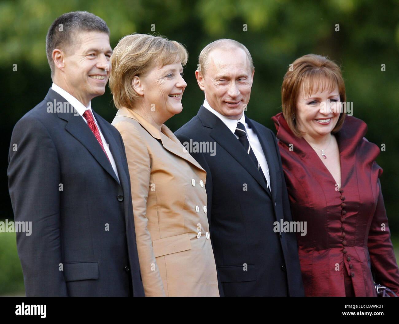 Merkel Paraguay Handelsblatt