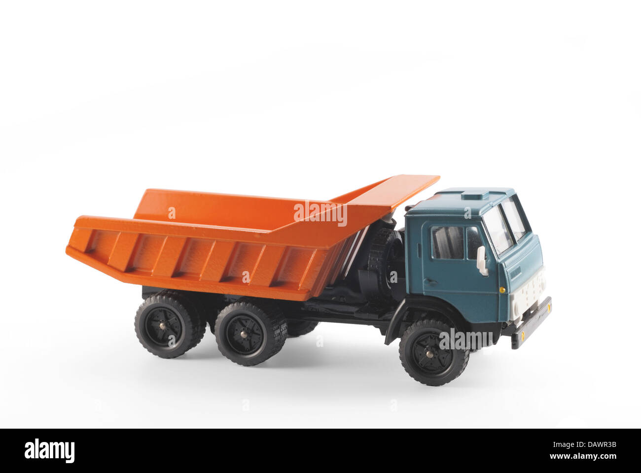 The truck - Stock Image