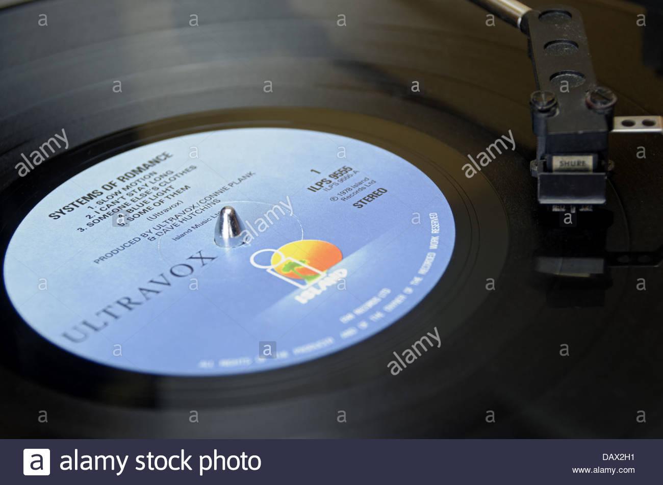 Island Records record company music label for the album