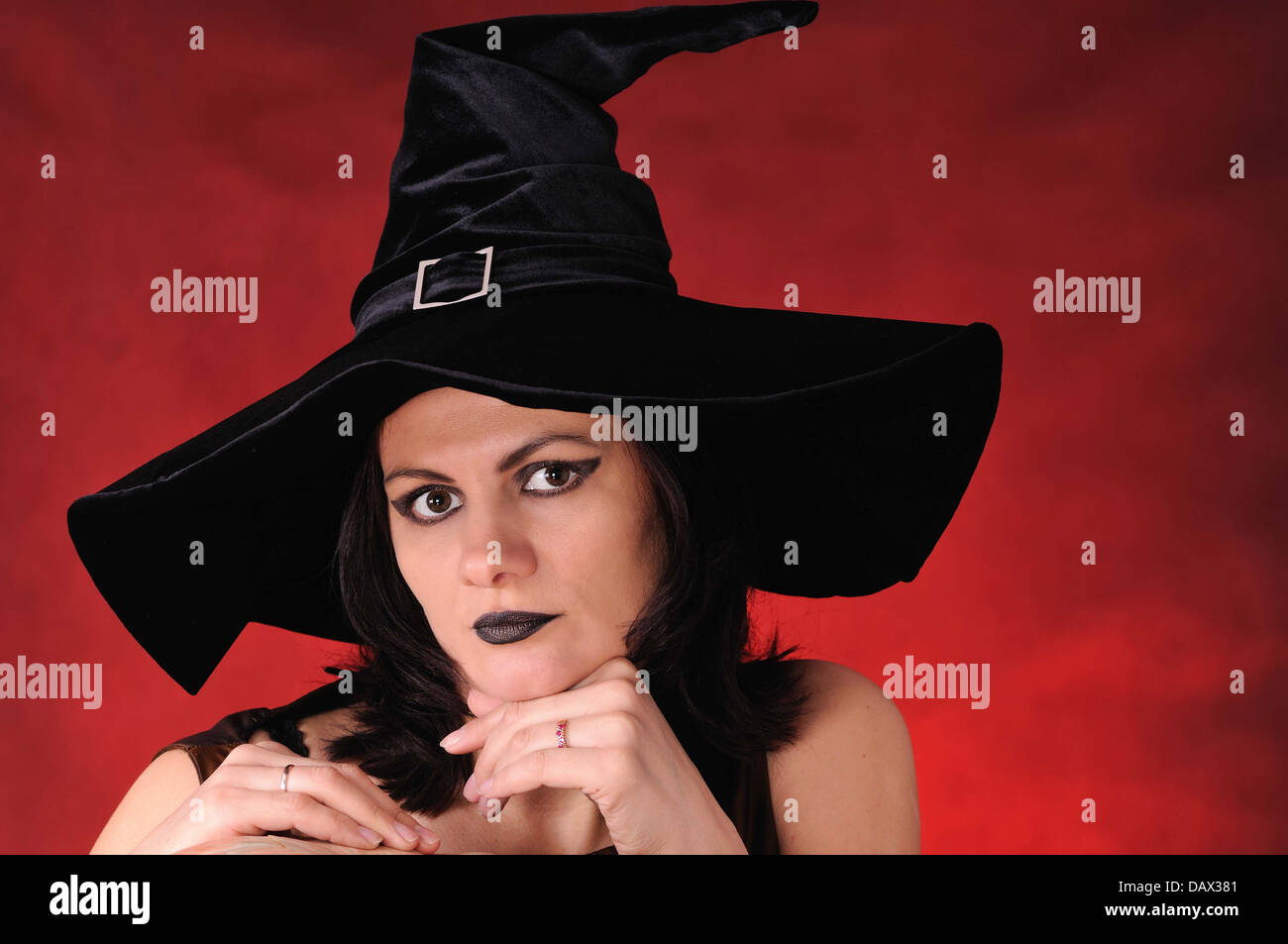 witch - Stock Image