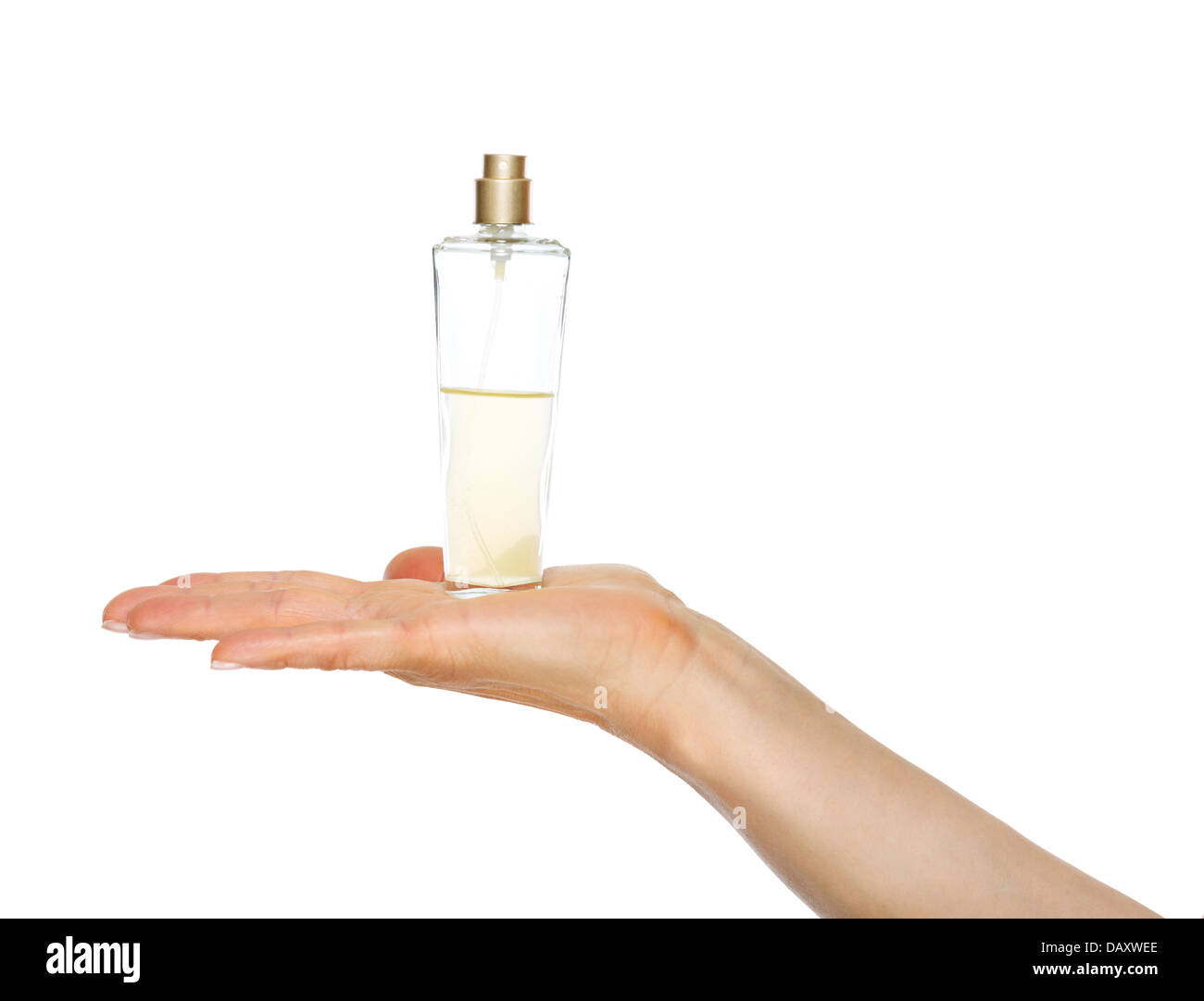 how to advertise perfume