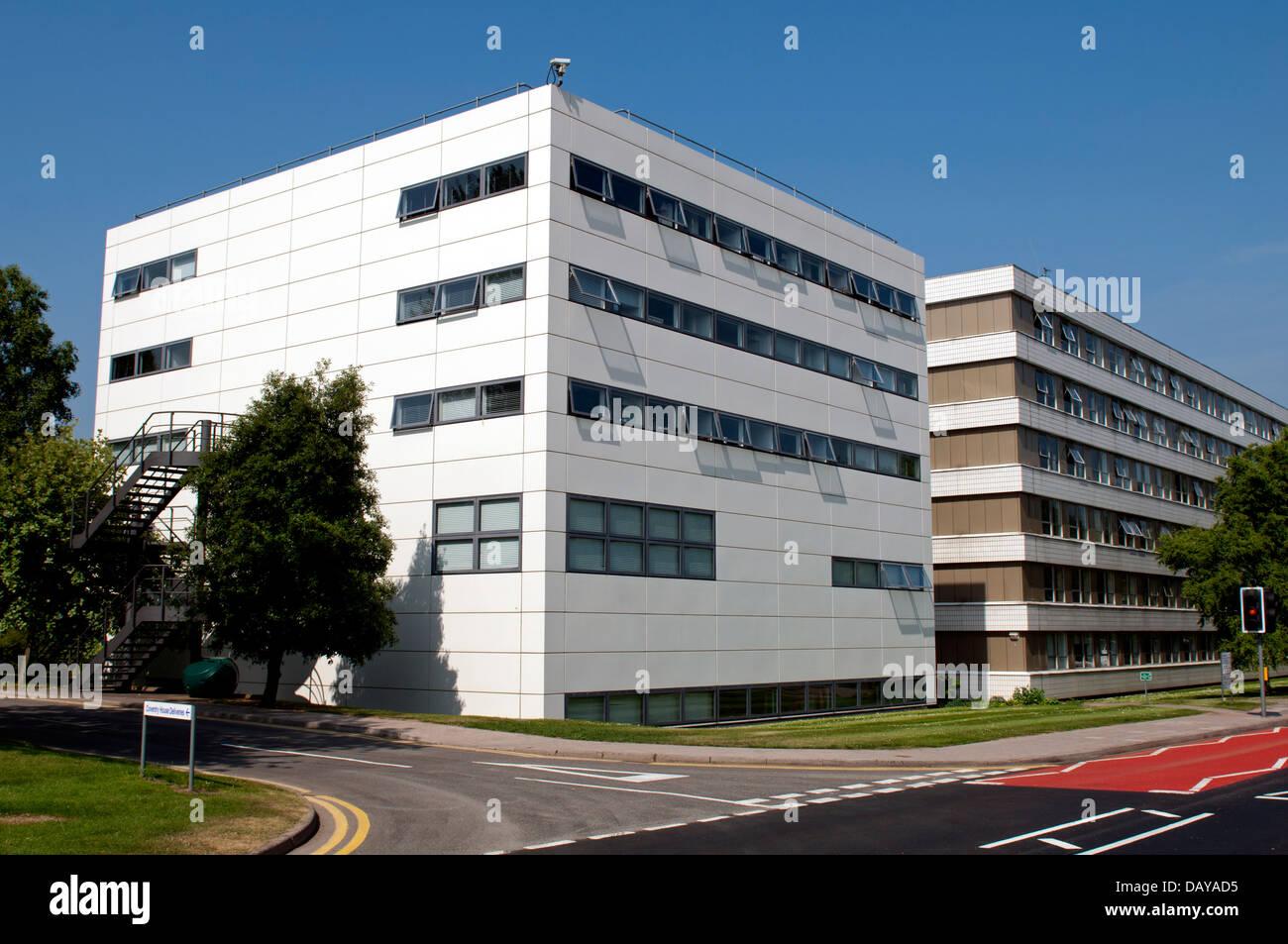 Department of Psychology, University of Warwick, UK - Stock Image