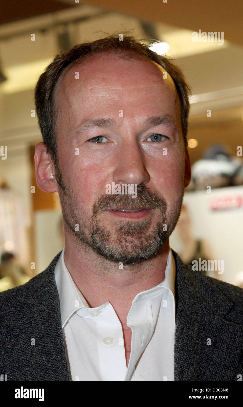 German actor Ulrich Noethen pictured at the 25th Filmfest Muenchen, Munich, 22 June 2007. - Stock Image