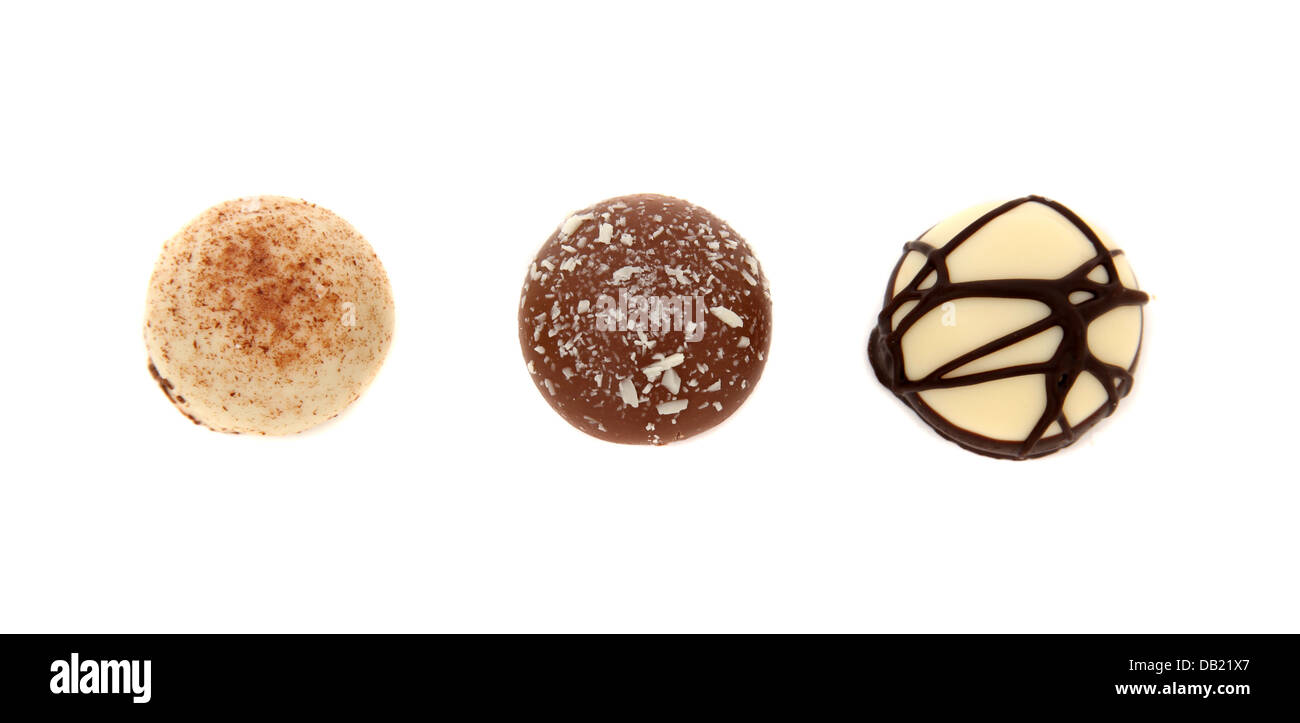 Thorntons chocolates. - Stock Image