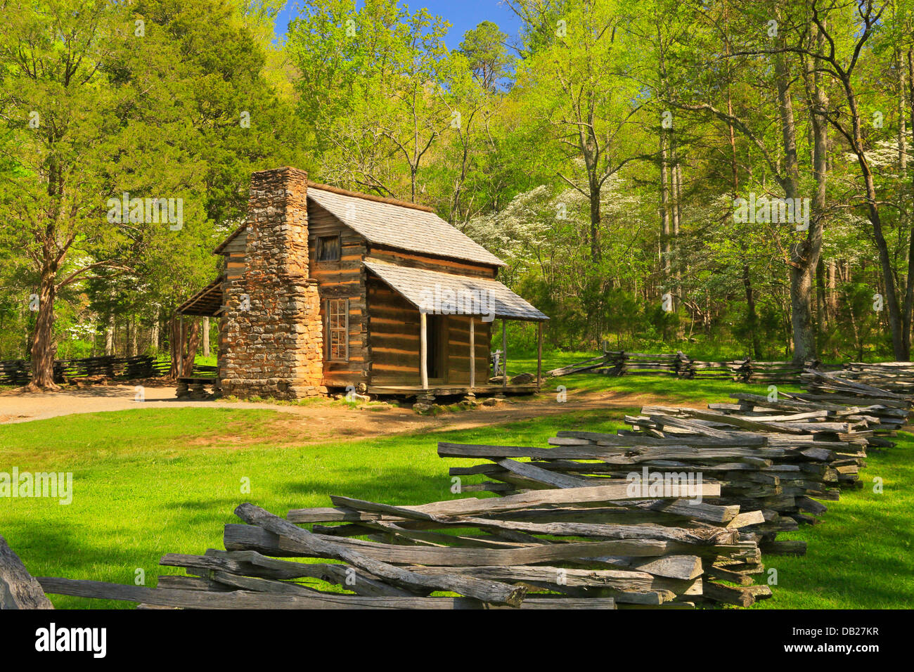in park image great smoky national usa mountains log free cabin cabins united states tennessee photos