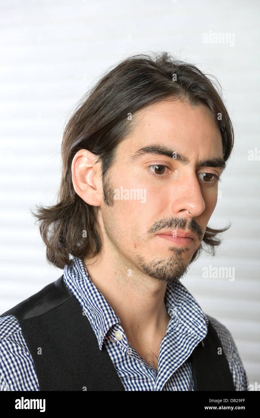 VENICE, CA – JUNE 30: Dhani Harrison son of George Harrison in Venice, California U.S. on June 30, 2008. - Stock Image