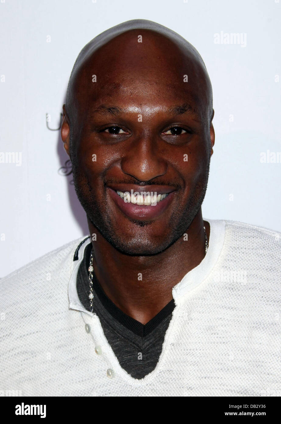 36f6ce95636b Lamar Odom at the Launch of his new fragrance  Unbreakable  at The Redbury  Hotel