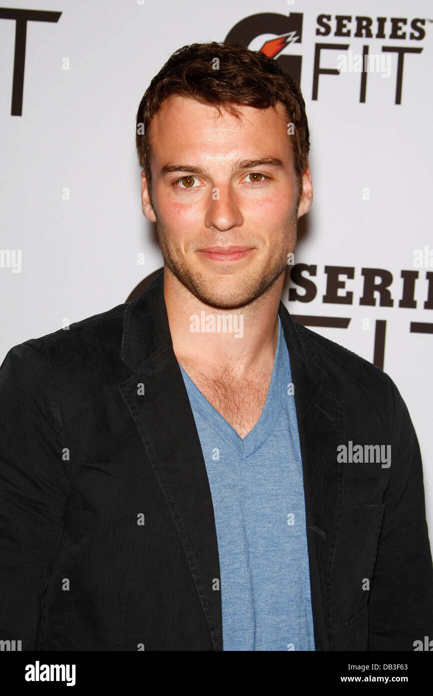 7c39d8195208 Peter Mooney The Gatorade G Series Fit Launch Event held at the SLS Hotel  Los Angeles