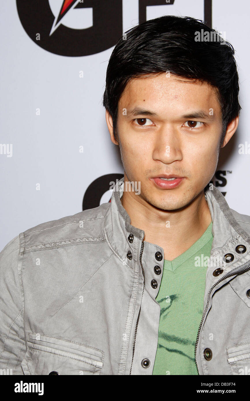 152f708e7e49 Harry Shum Jr. The Gatorade G Series Fit Launch Event held at the SLS Hotel  Los Angeles