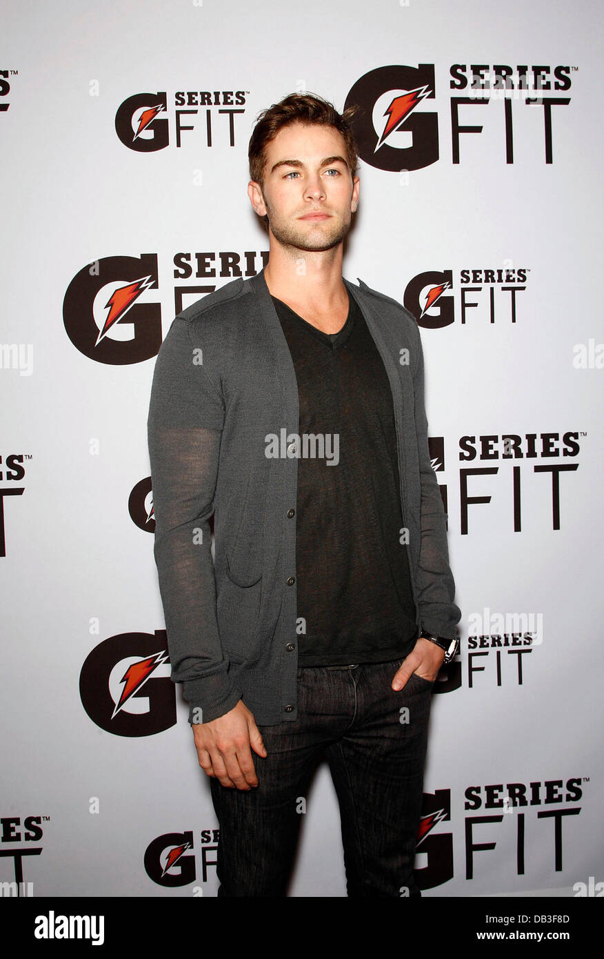 e57b97b74667 Chace Crawford The Gatorade G Series Fit Launch Event held at the SLS Hotel  Los Angeles