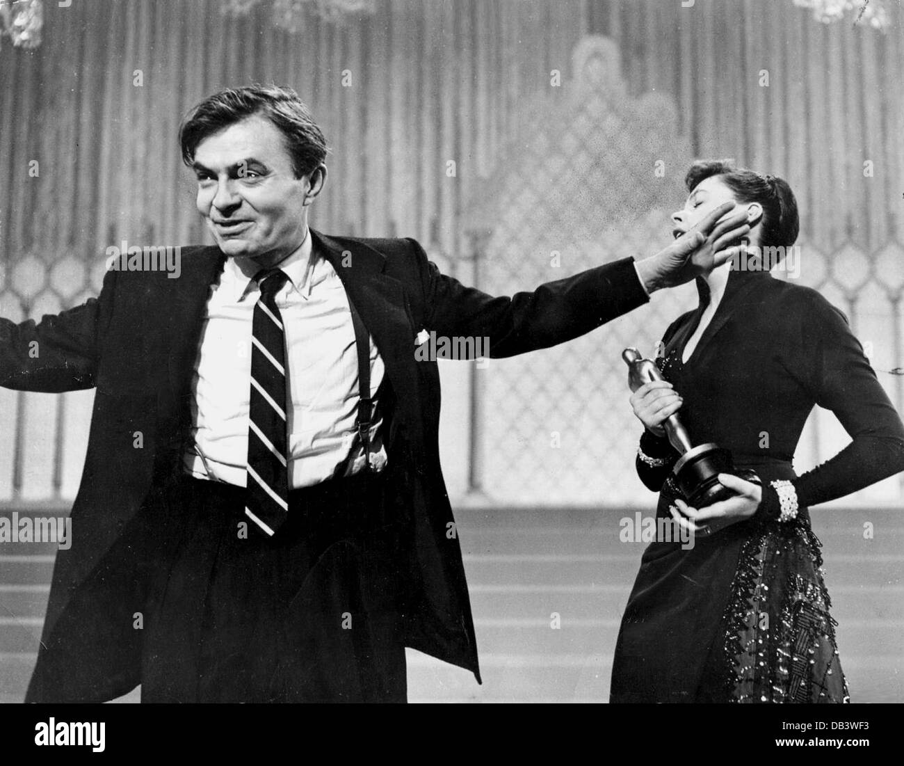 A Star Is Born Warner Bros 1954 Directed By George Cukor With Stock Photo Alamy