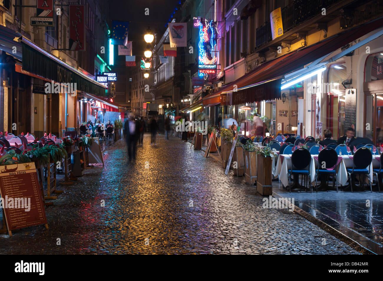 Rue Des Juifs Strasbourg Restaurant