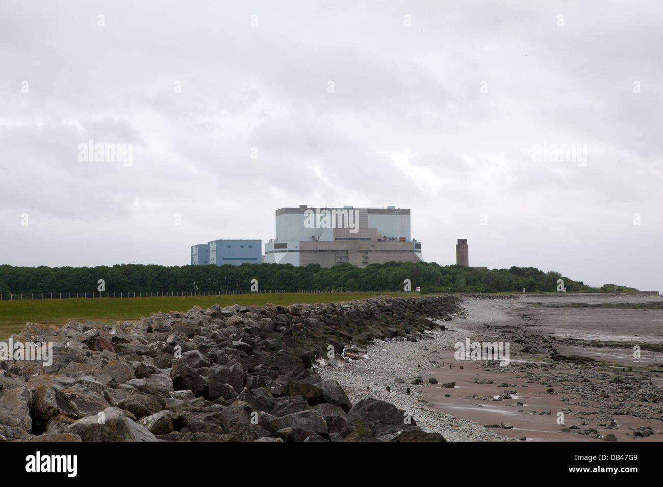 Hinkley Point - Stock Image