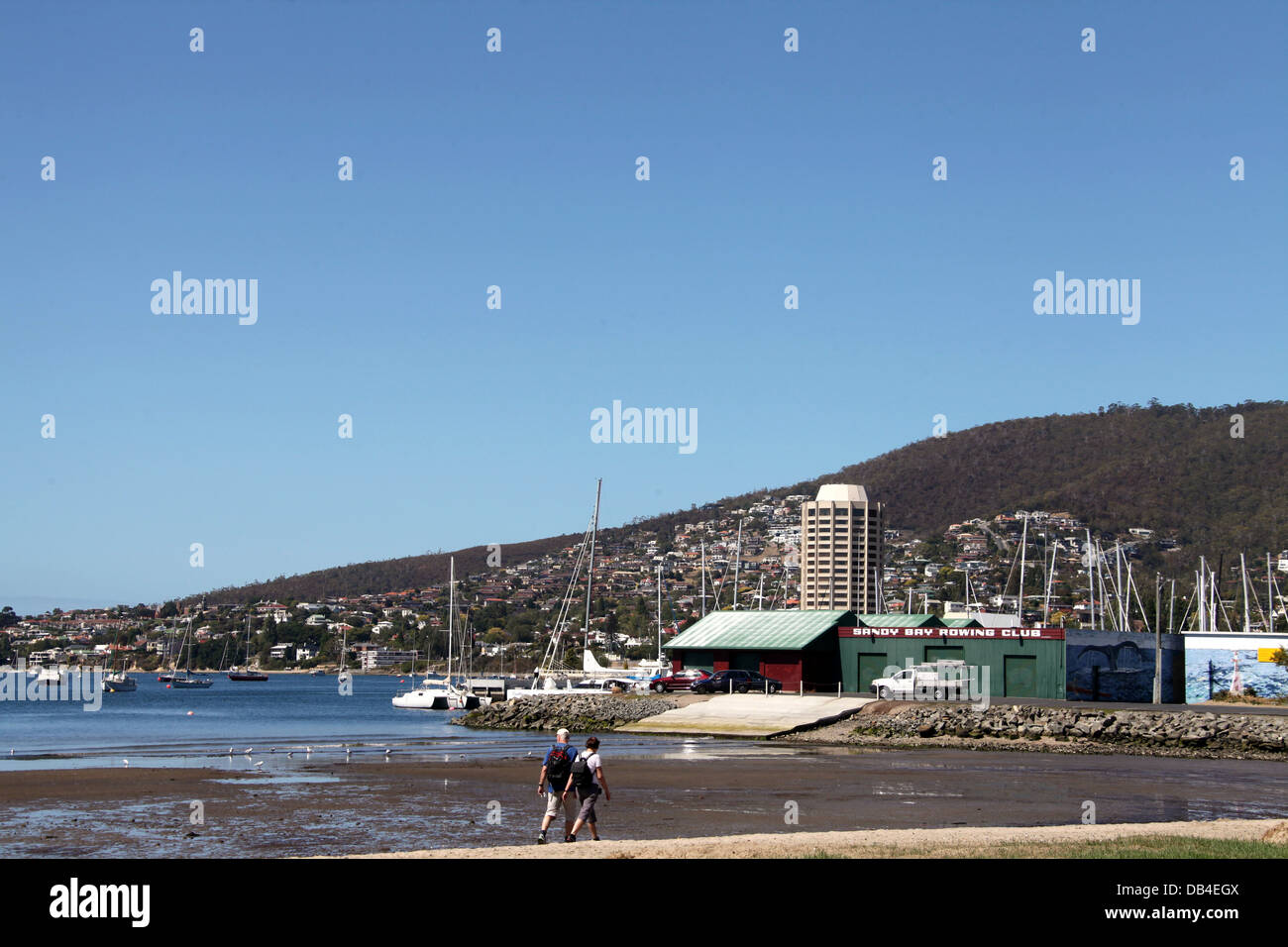 tasmania hobart beach stock photos tasmania hobart beach. Black Bedroom Furniture Sets. Home Design Ideas