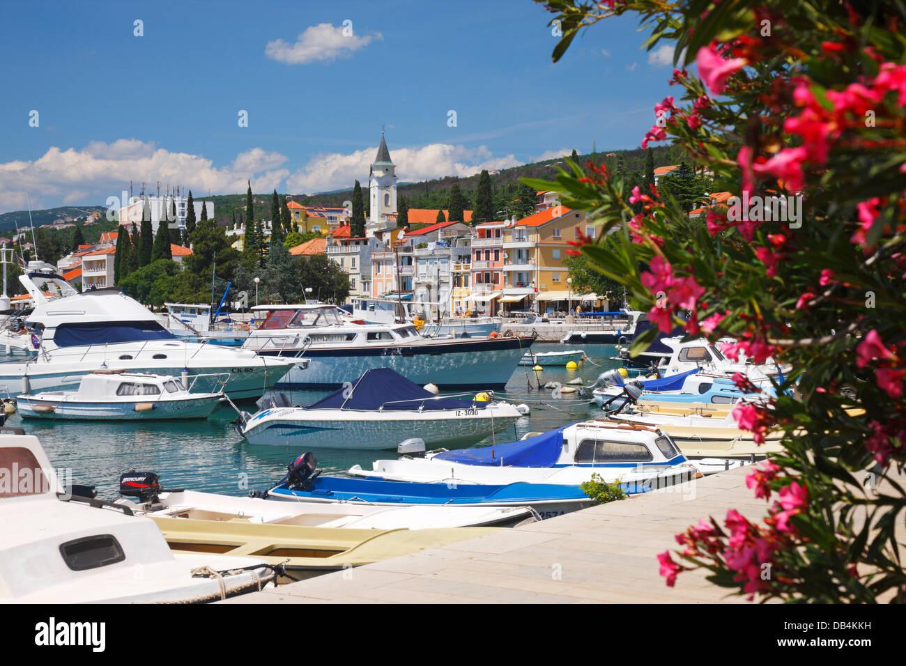 Selce Croatia - Stock Image