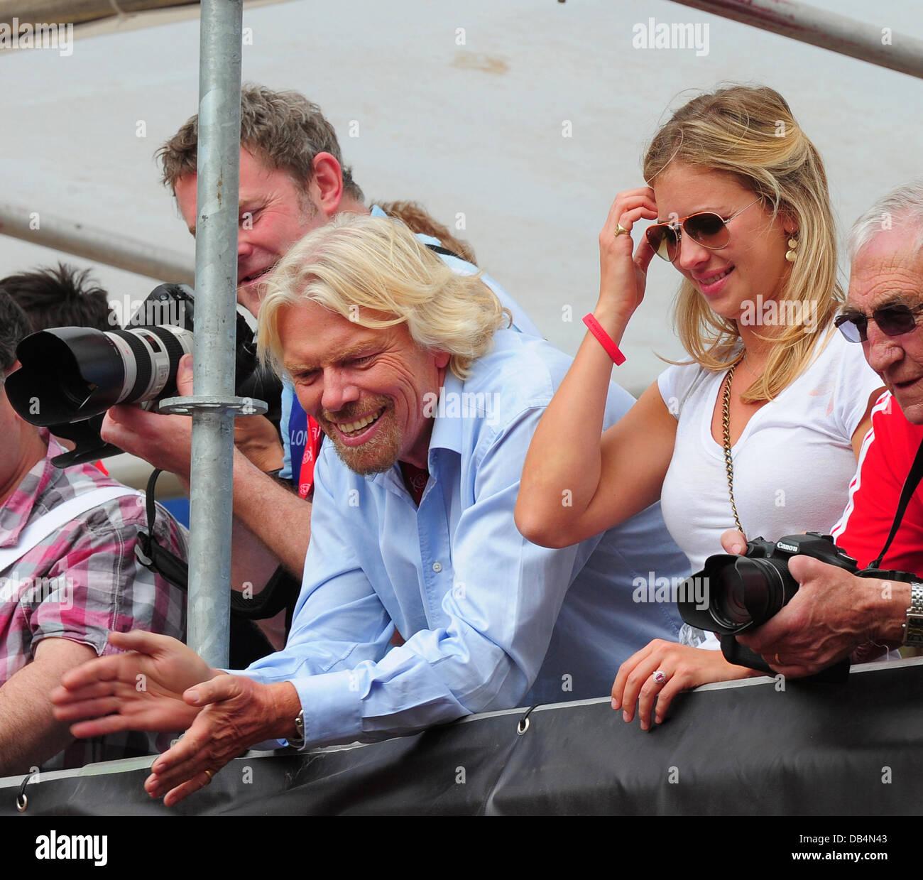 Holly Branson 2011
