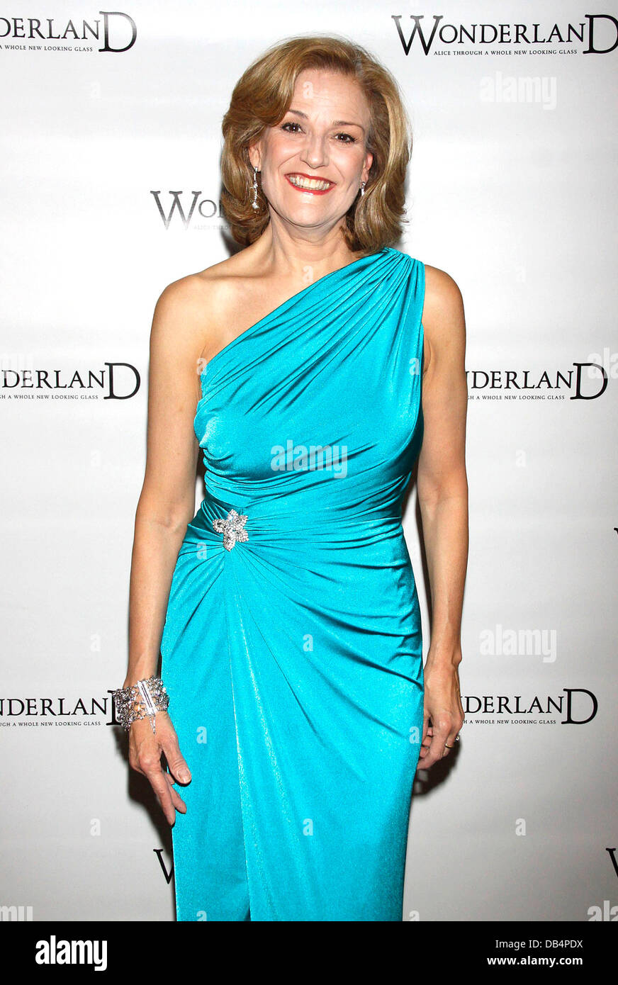 639ab289b4 Karen Mason Opening night after party for the Broadway musical production  of  Wonderland  held at the Marriott Hotel New York City