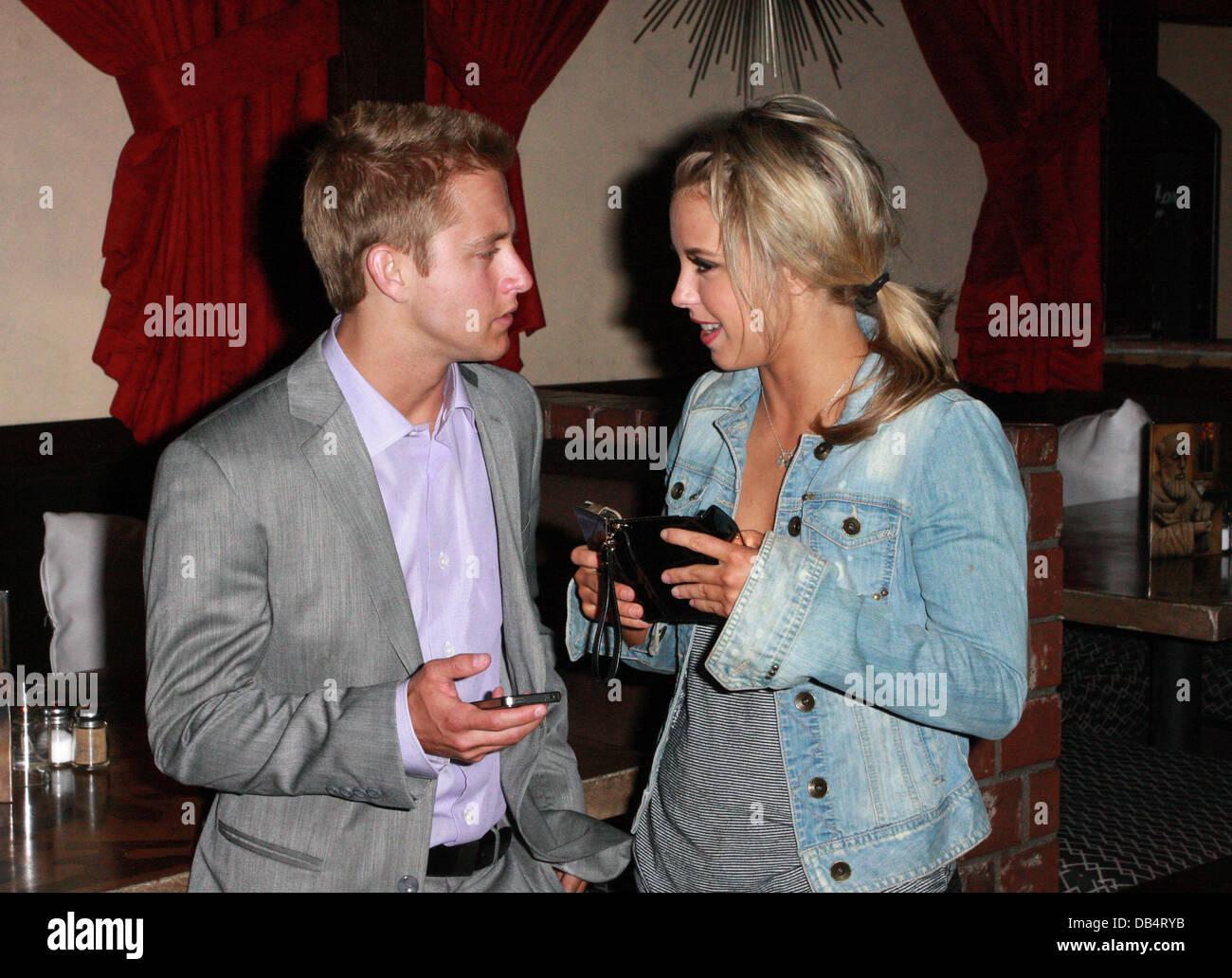 Alek.. Ryan Seacrest all but confirms hes dating ex-dancer Julianne Hough.